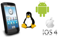 Android, Linux, iOS
